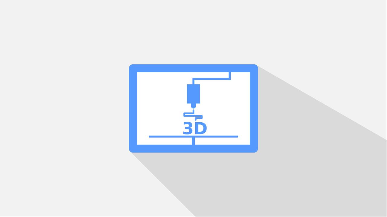 imprimante 3D logo
