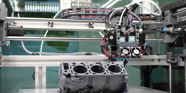 impression 3d - FDM dépôt de filament